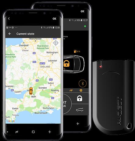 Pandora Smart Pro Tracking Phone, Pandora Car Alarms