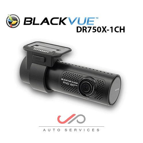 Blackvue DR750X 1CH Dash Cam
