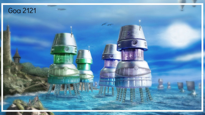 Building Utopia Upon A Rising Sea