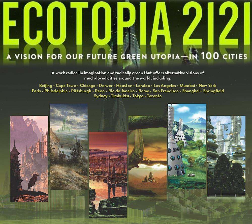 Ecotopia 2121 cover