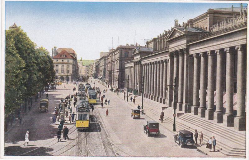 Stuttgart in the early 20th century