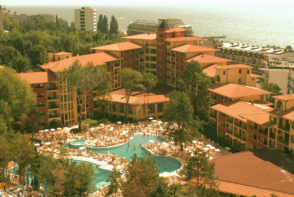 Bulgarian Black Sea resort