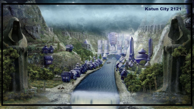 Katun City: a Future Utopia for the Altai People