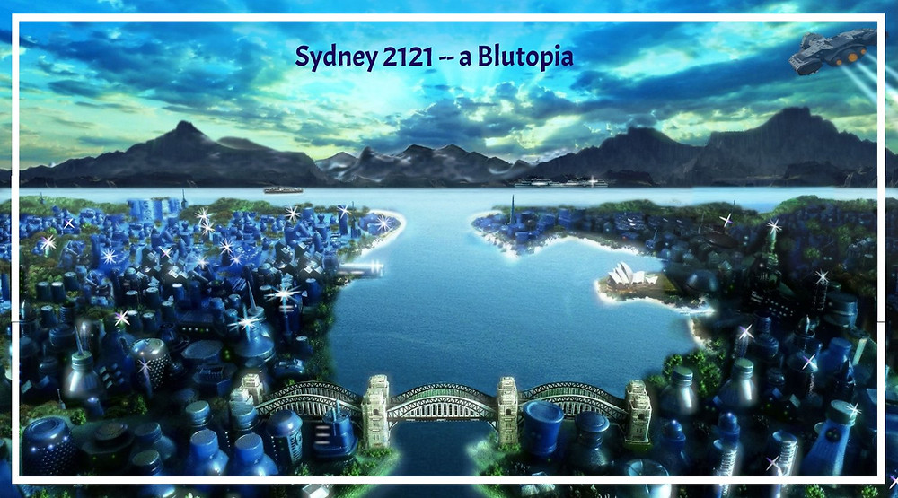 Sydney 2121 by A.Marshall