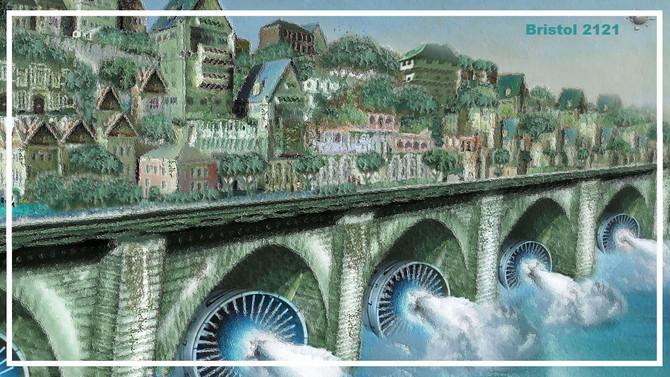 The City of the Eco-Bridge