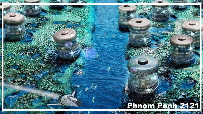 An ecofriendly Phnom Penh of the future?