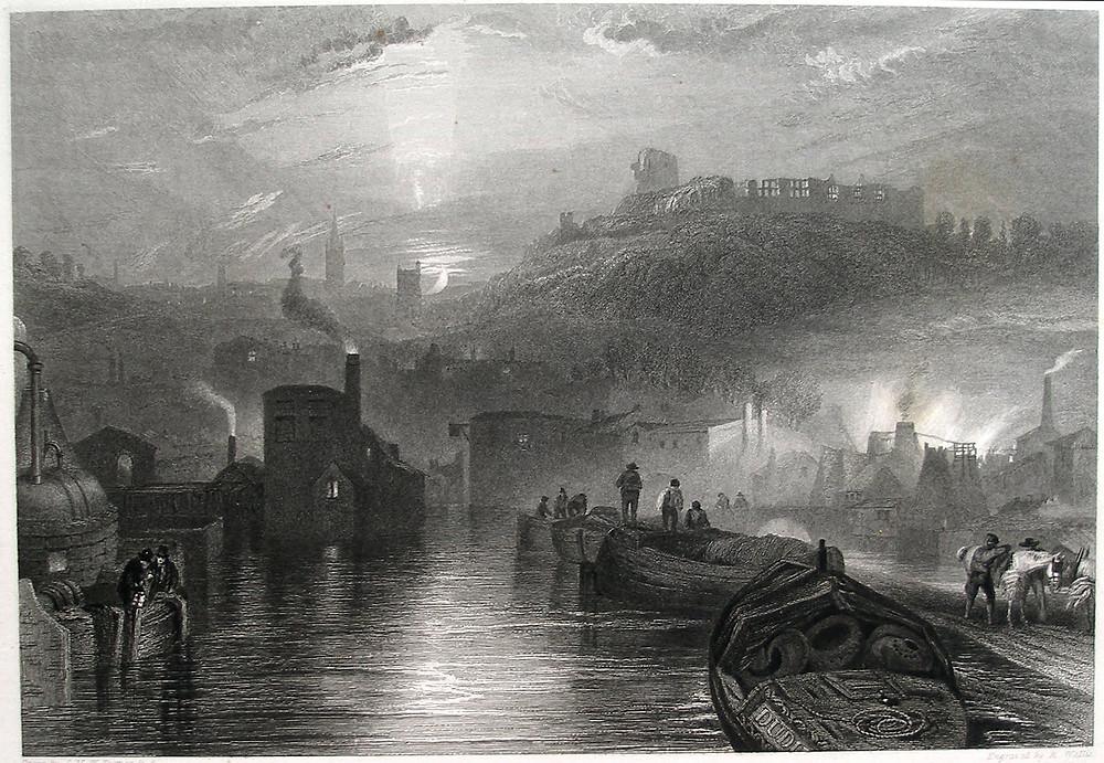 Birmingham, England, in the 19th Century