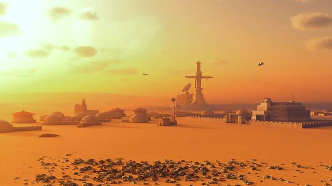 Xanadu 2121: Paradise Lost