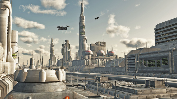 Fission City: Cape Town's Utopian Nuclear Future
