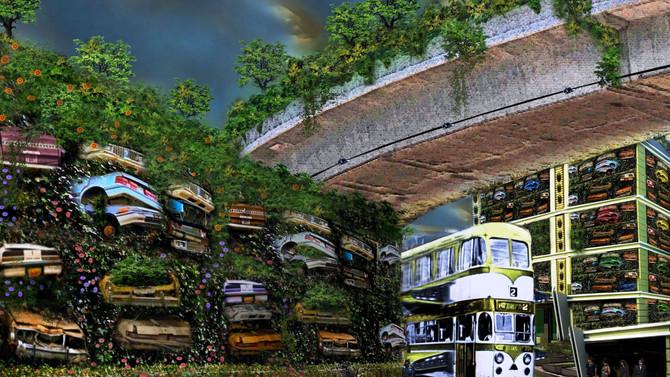 Future Los Angeles as a 'Green Utopia'?