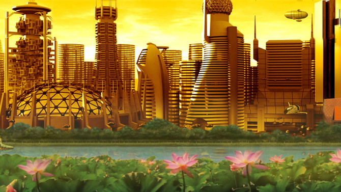 Beijing: The Golden City?