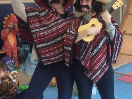 Wij vierden carnaval!