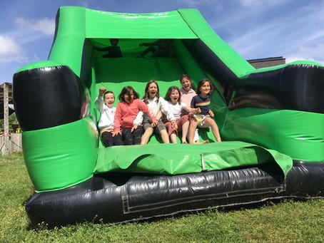 Ook onze lagere school vierde feest!