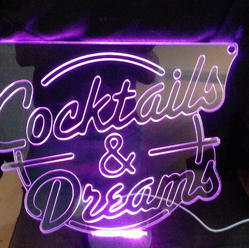 This is the bar sign