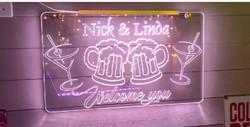Nick & Linda Welcome You