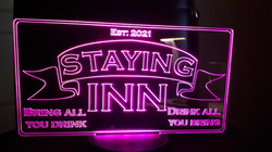 Staying Inn