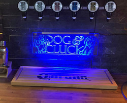 Dog & Cluck