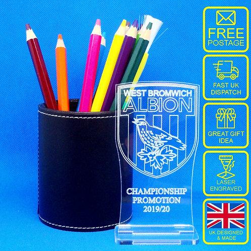 West Bromwich Albion Championship Promotion 2019/20 Desk Trophy/Ornament