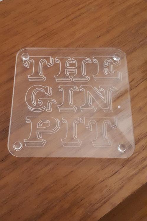 Personalised Bar Coaster
