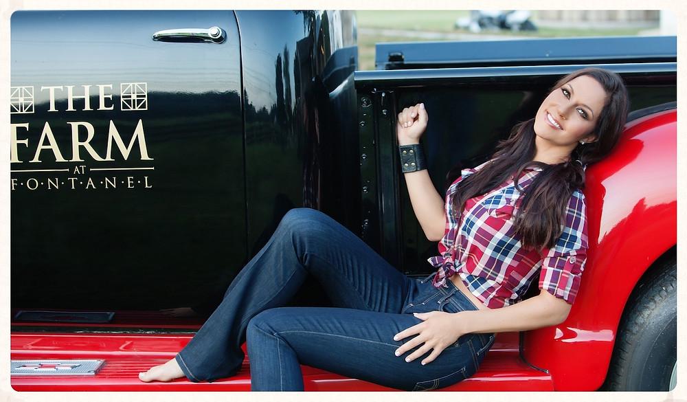 Krista Marie - Power Nation TV - 53 Chevy Truck