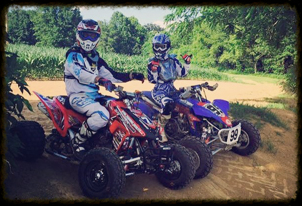 Krista Marie - ATV - Joe Byrd -Racing - KM99
