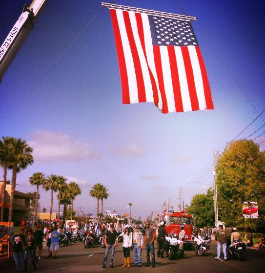 Veteran's Charity Ride (Riverside, CA)