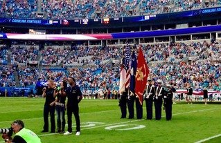 National Anthem NFL Game