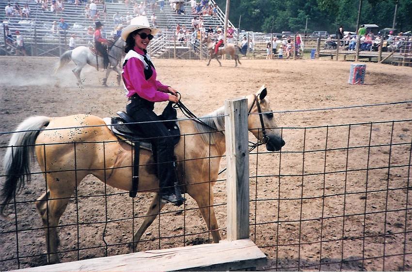 Krista Marie - Attica Rodeo