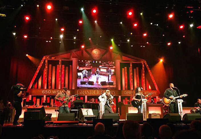 Krista Marie - The Grand Ole Opry