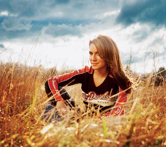 Krista Marie - Harley-Davidson - Motorcycle