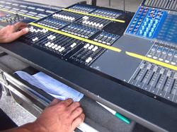 Table numérique F 3004 ZX