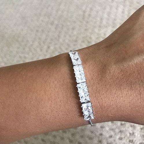 bracelet pierres du Rhin