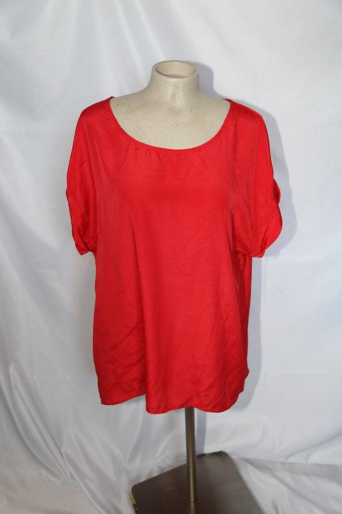 chandail rouge xl Calvin Klein
