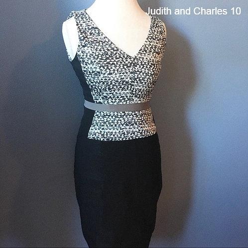 robe Judith & Charles medium dress 10