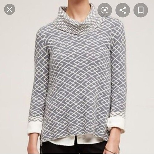 chandail Moth Anthropologie sweater xs