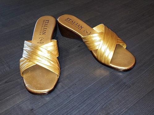 Sandales or 9 Italian Shoemakers