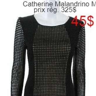 Robe Catherine Malandrino M dress