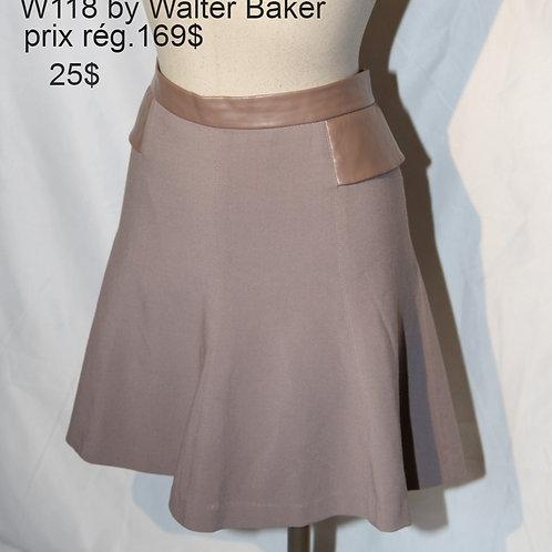 Walter Baker jupe taupe medium