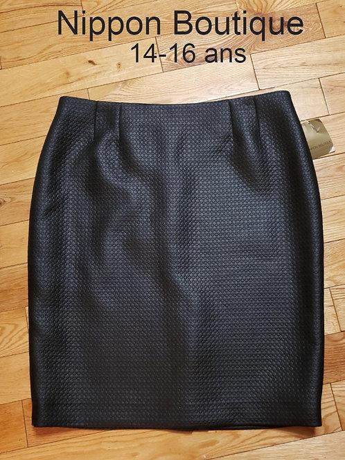 jupe noire Nippon Boutique 16 ans skirt