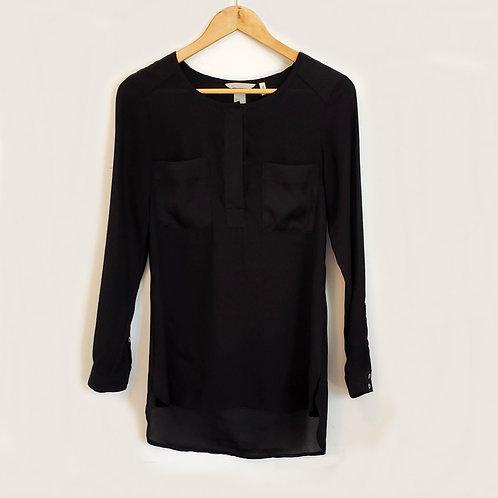 blouse noire H&M 2 ans