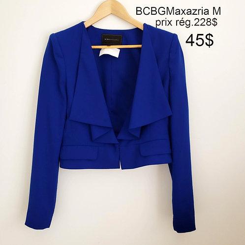 BcbgMaxAzria veston bleu