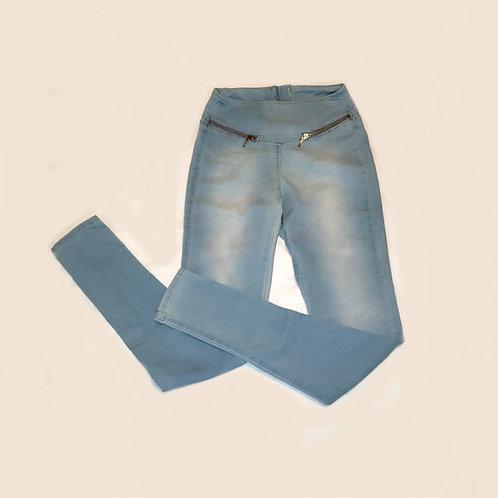 Jeans skinny taille haute Vero Moda XS