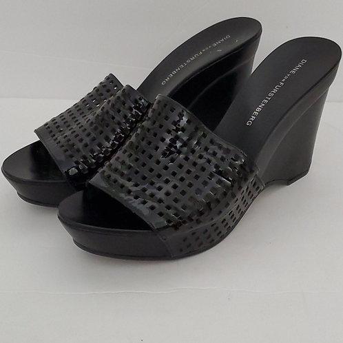 sandales plateforme Diane  Von furstenberg  8