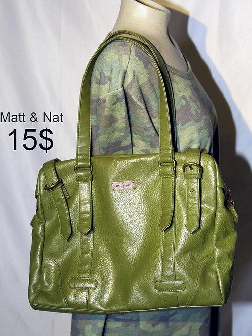 sac Matt & Nat vert