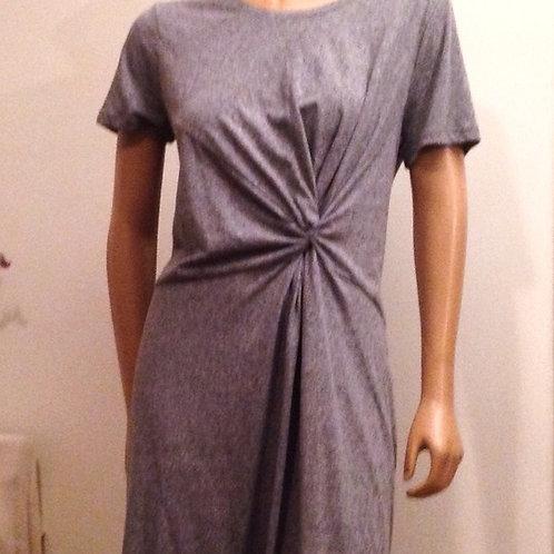 robe grise Gap large grey dress