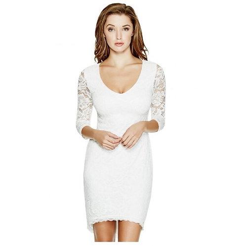 robe blanche Guess white dress xs