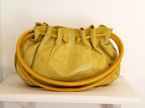 petit sac cuir leather bag