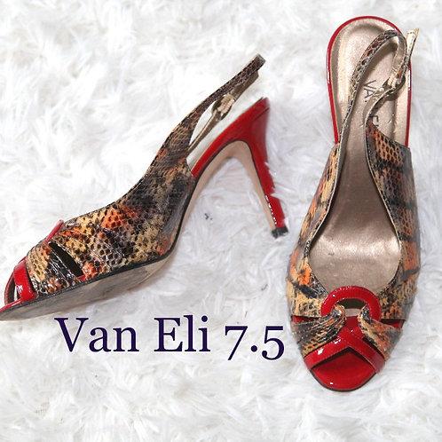 sandales Van Eli 7.5