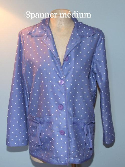 manteau Spanner small (fait aussi médium) coat