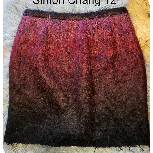 jupe skirt Simon Chang 12 ans